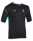 Darlington CC Blk/Grn training t