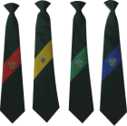 KS3 Green Ties