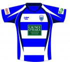Rugby Shirt - Blue/White