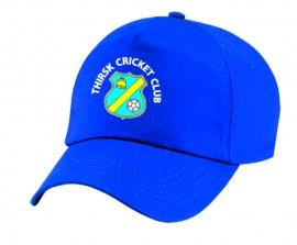 Thirsk CC Royal Cap