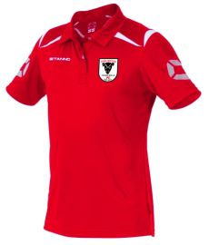Red/White Polo Shirt