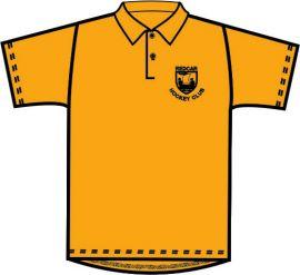 Ladies Polo Shirt - Yellow