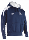 Navy/White Hoody