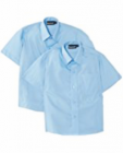 Hillsview Boys Short Sleeve Shirt